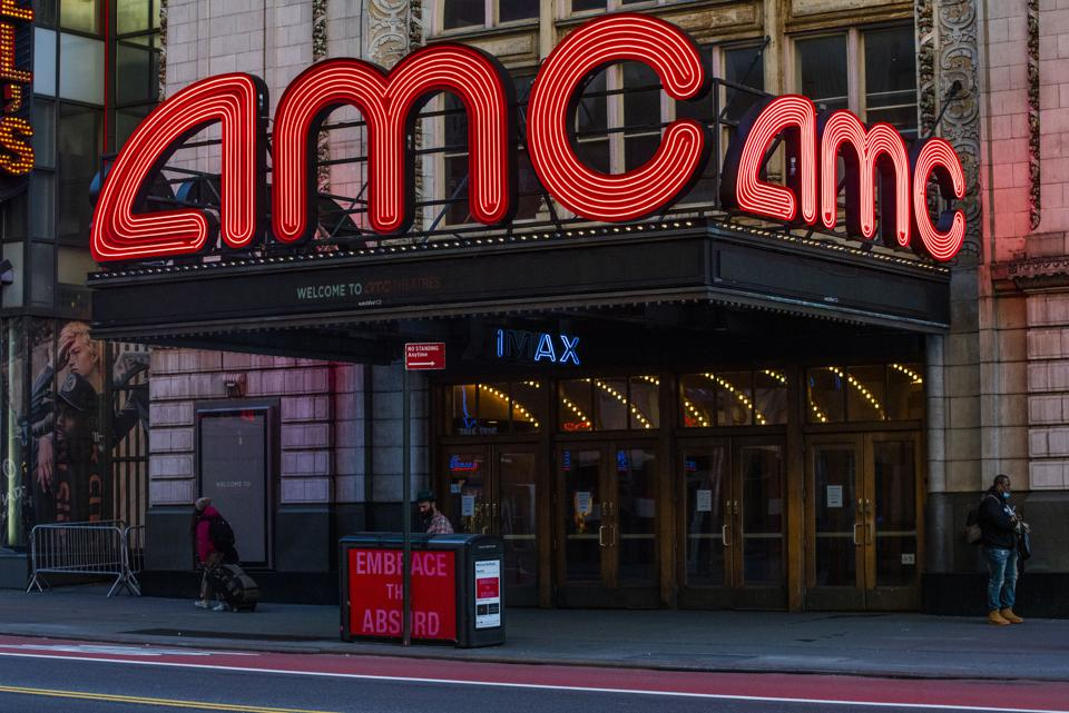 Amc Ceo Adam Aron Movie Theaters Could Reopen By June