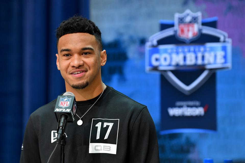 Tagovailoa Happy To Talk About Hands Instead Of Hip