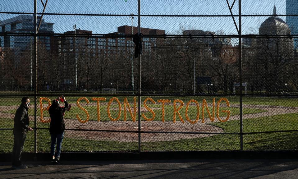 Boston Strong During Pandemic