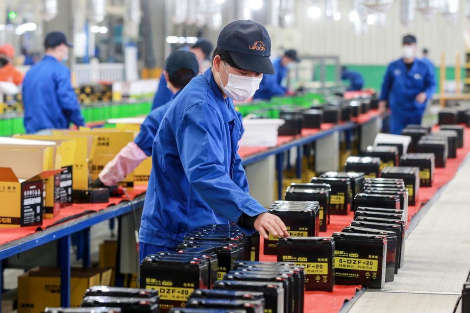 China, economy, factory, coronavirus, PMI, COVID-19