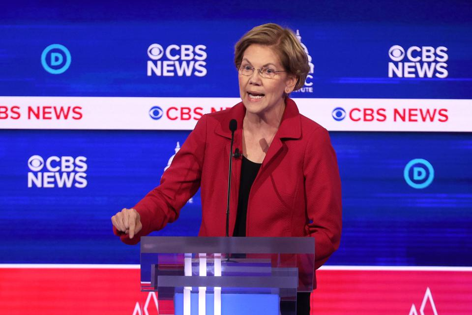 Warren Slams Bloomberg For Allegedly Telling A Pregnant Employee To 'Kill It'