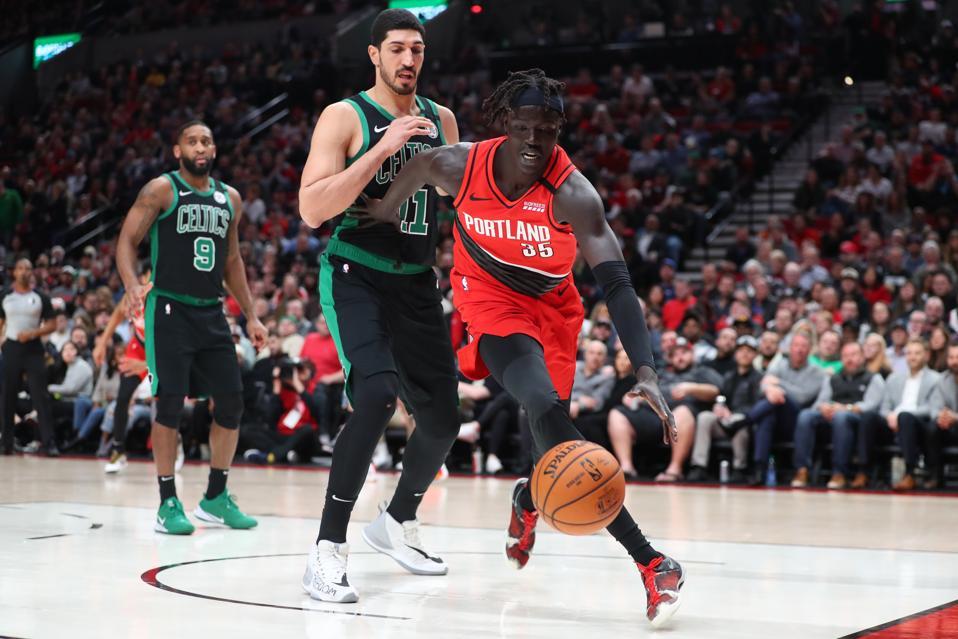 Enes Kanter, Boston Celtics