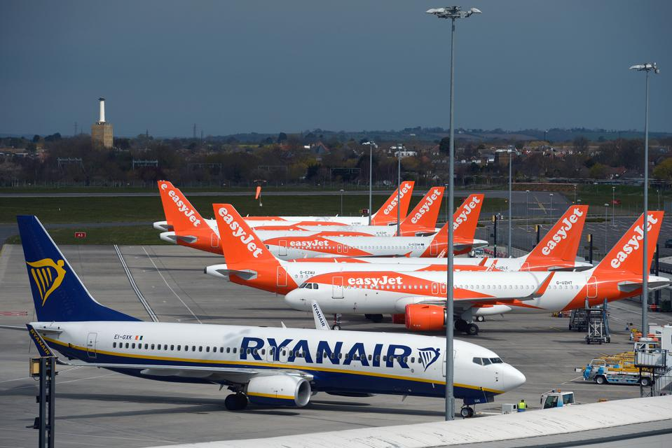 Coronavirus airlines selling tickets for flights that will never take off