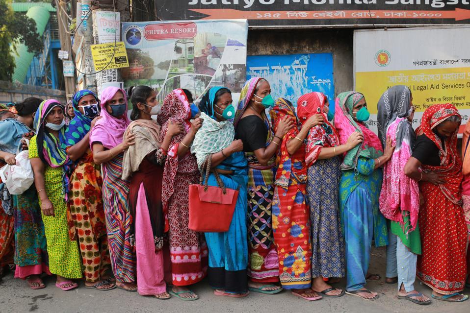 Food Crisis During the Lockdown In Bangladesh Following Coronavirus