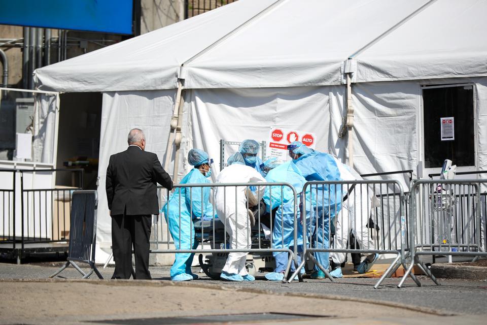 New York coronavirus deaths hit 1,941 as state struggles