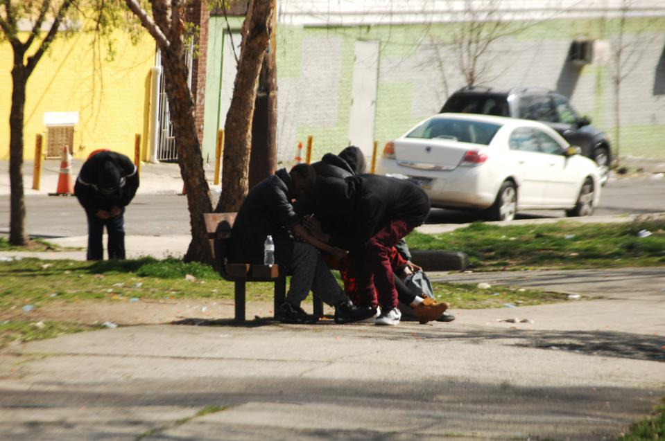 Philadelphia's Homeless Left To Fend For Themselves Amid COVID-19 Pandemic