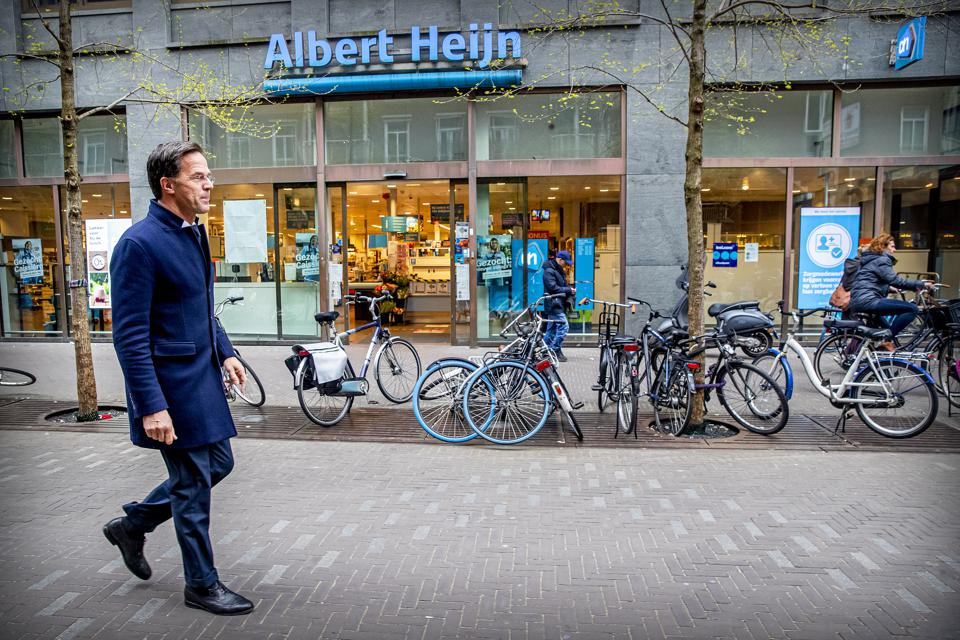 The Netherlands Extends Coronavirus Lockdown As Cases Spread