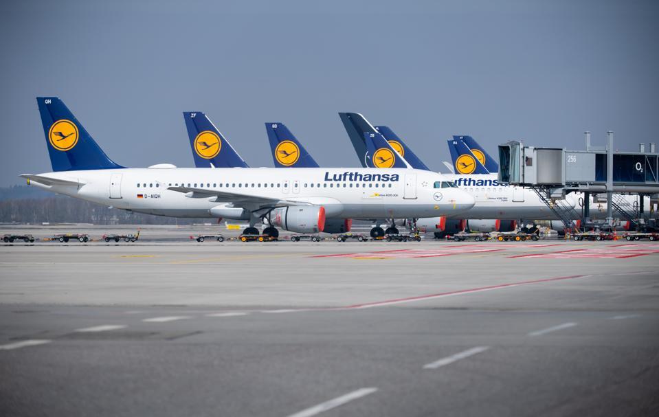 Coronavirus - Munich Airport