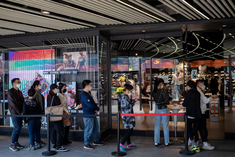 Retail Stores Create The New Normal As Businesses Begin To Open Up