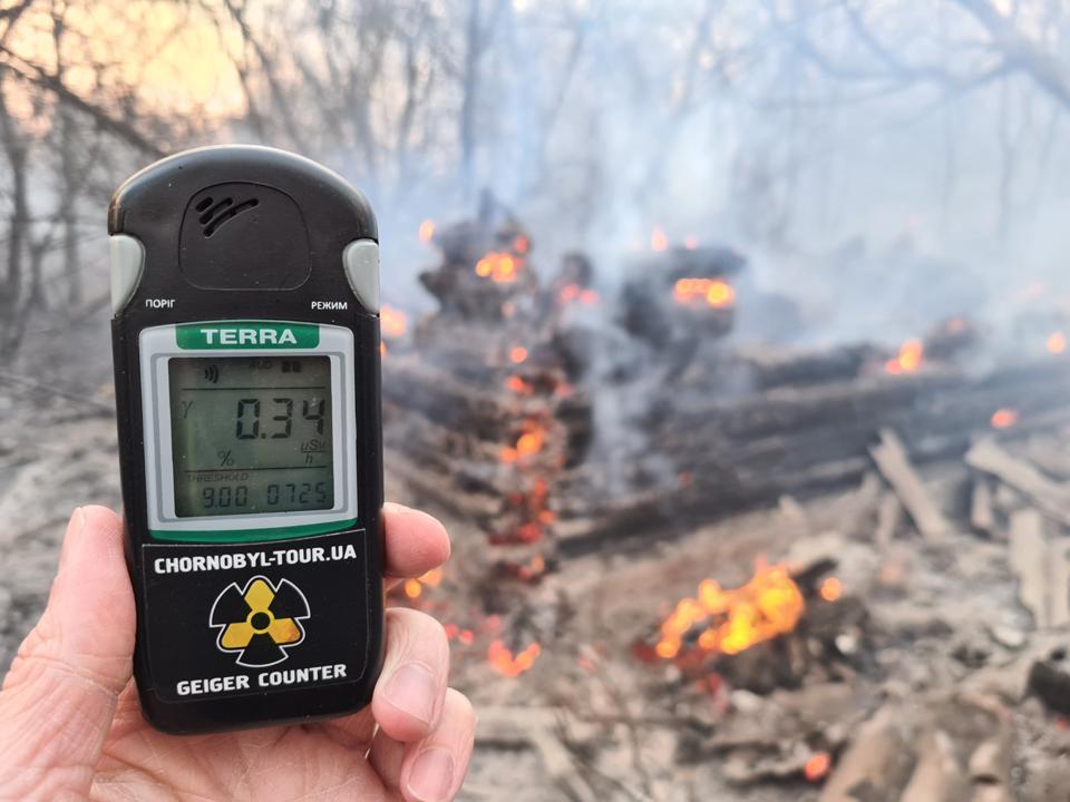 UKRAINE-DISASTER-FIRE
