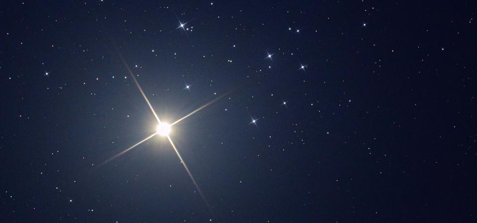 Cosmic Starry Sky