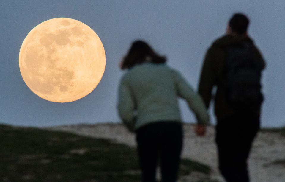 Super Full Moon - Hannover