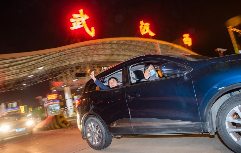 China Wuhan Unsealing