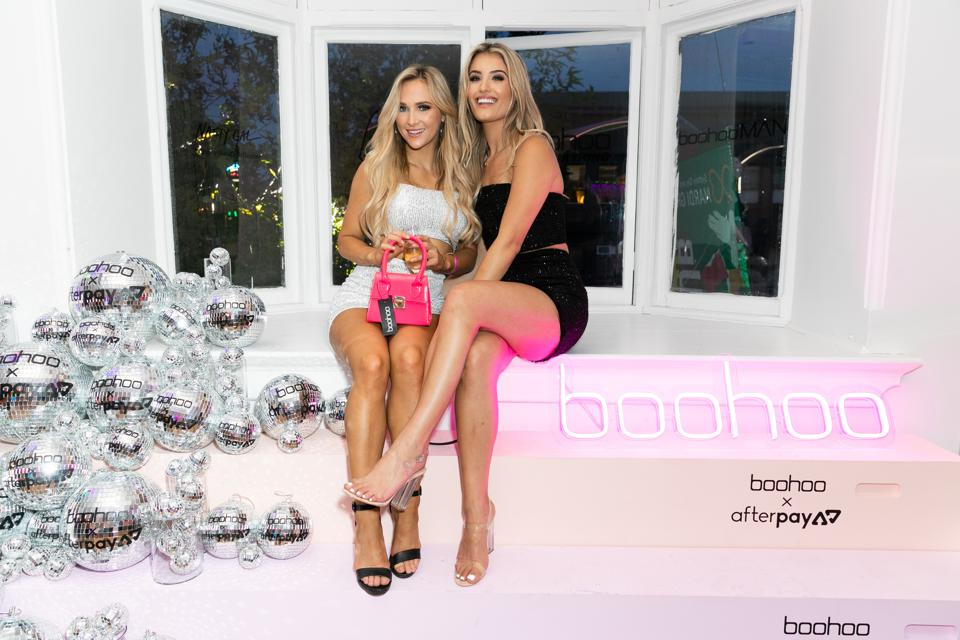Boohoo x AfterPay Mardi Gras Party