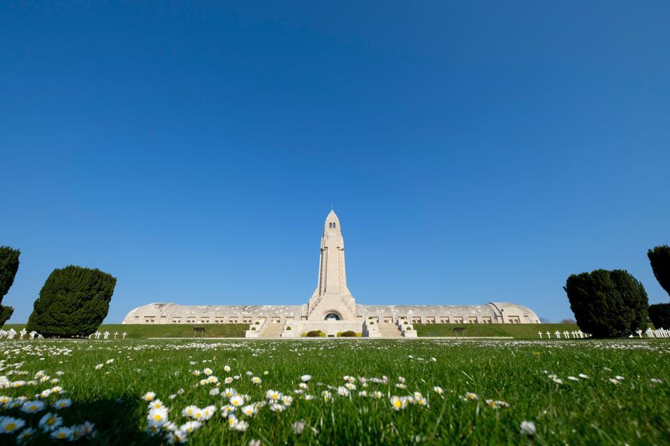 FRANCE-HISTORY-WW1-MEMORIAL