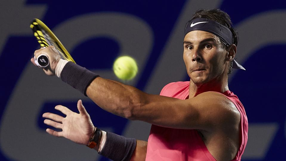 Face Masks No Fans No Fines For Bad Behavior Rafael Nadal Mouratoglou And Germany Unveil Tennis 2 0