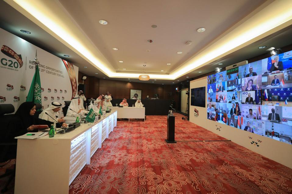 SAUDI ARABIA-RIYADH-G20-ENERGY MINISTERS-MEETING