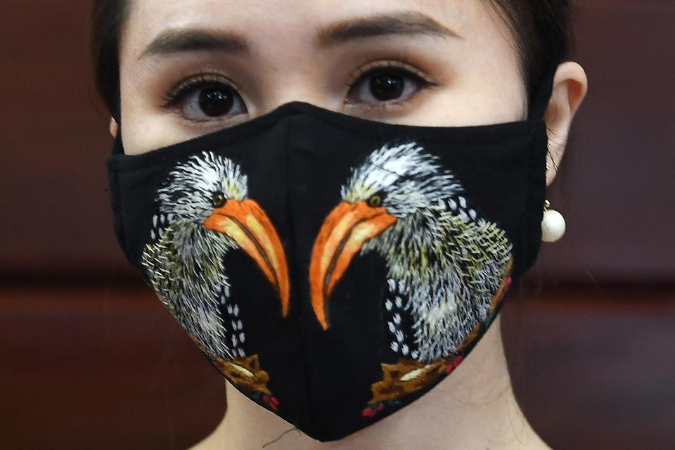VIETNAM-HEALTH-VIRUS-OFFBEAT