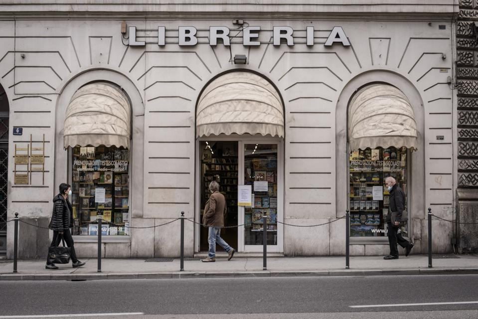 Bookshops Are Allowed To Reopen In Italy