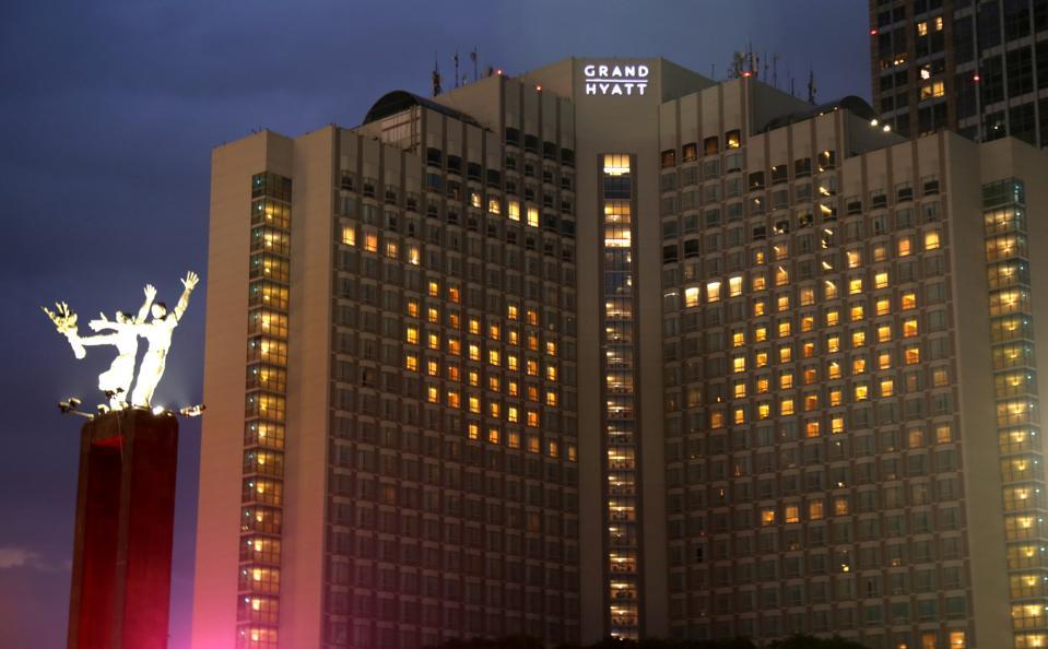 Hotels in Indonesia show solidarity amid coronavirus