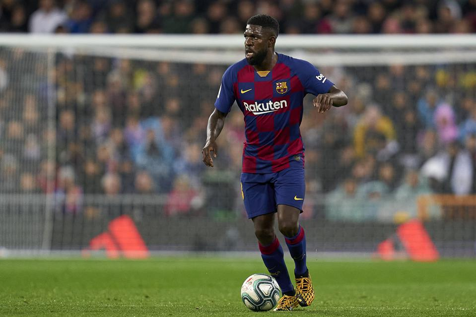 Samuel Umtiti will leave FC Barcelona this summer, claims the local press.