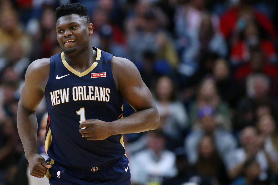 Just Like That, Zion Williamson Is Slated To Play The Most ...