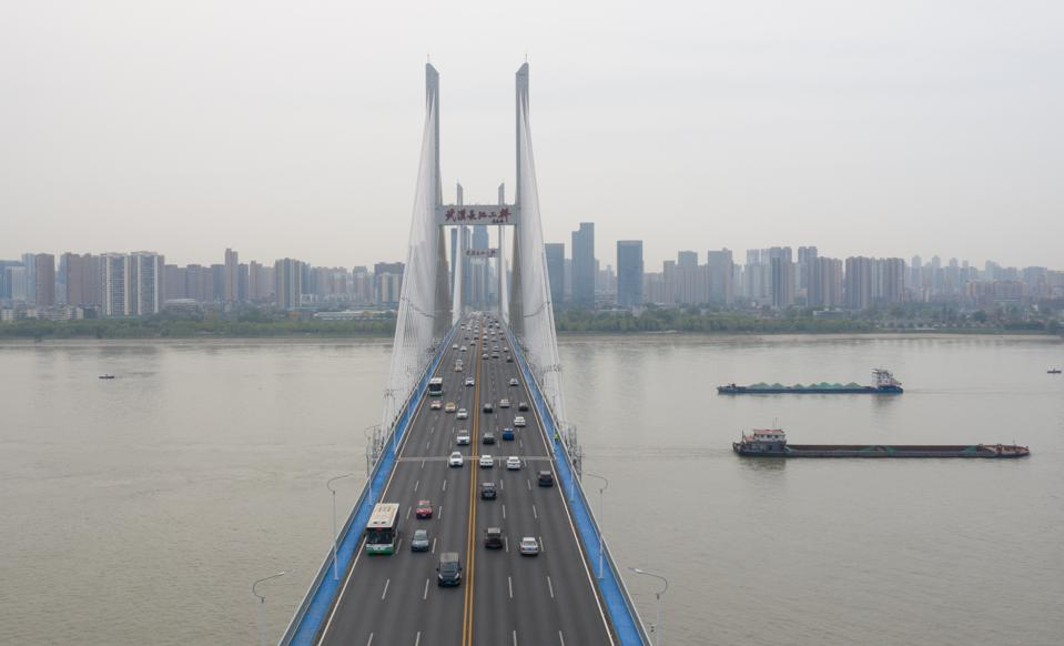 China Wuhan Recovery