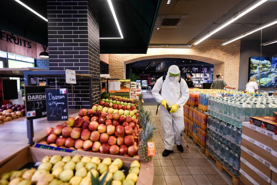 Ensuring the shopping environment is safe will be key