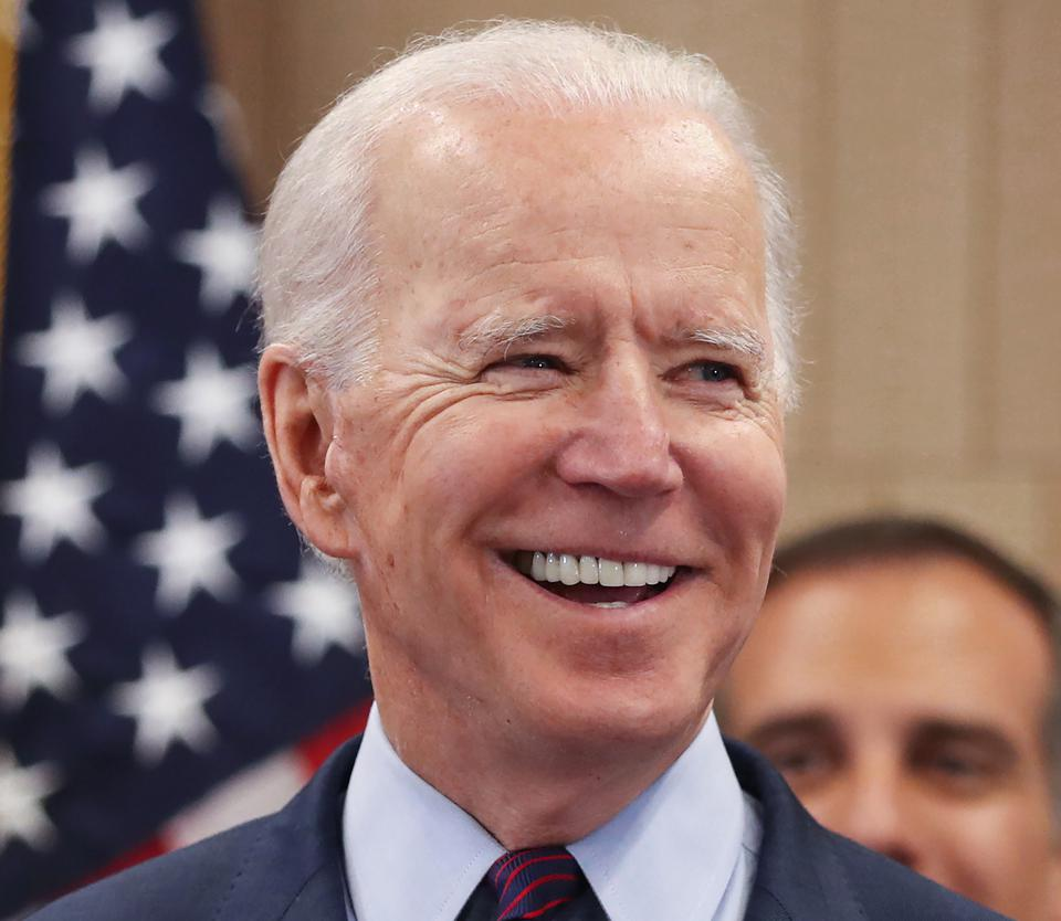 Joe Biden student loan bankruptcy
