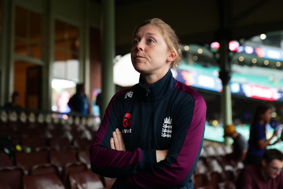 Semi Final 1 - ICC Women's T20 Cricket World Cup: India v England