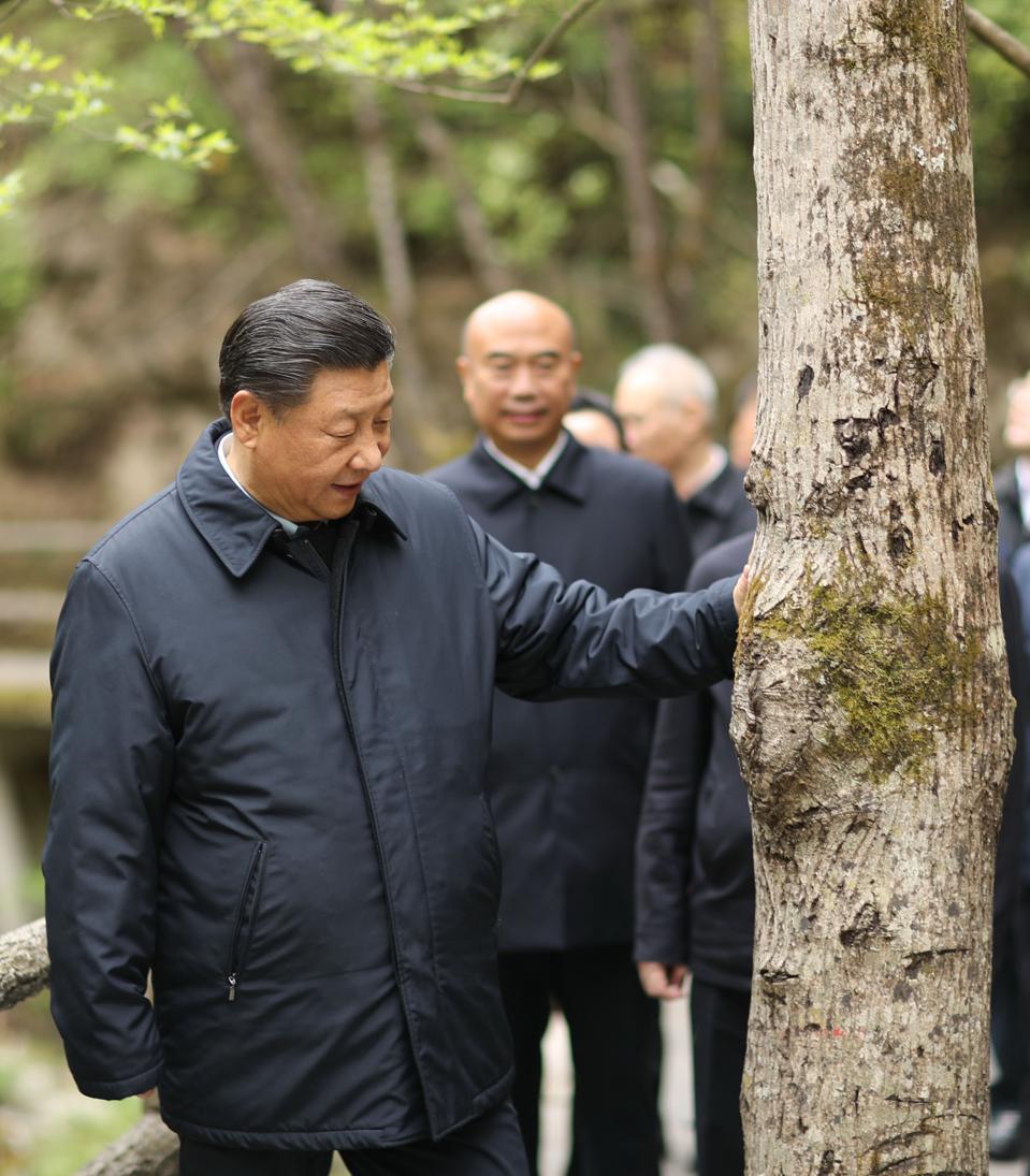 CHINA-SHANNXI-XI JINPING-INSPECTION (CN)