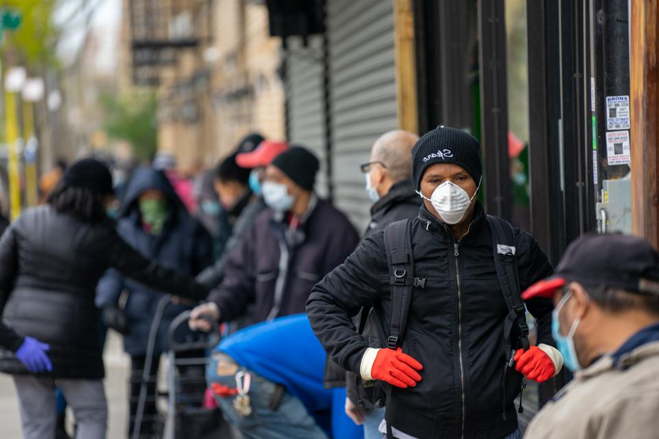 New York City Restaurants Help The Community During Coronavirus Pandemic