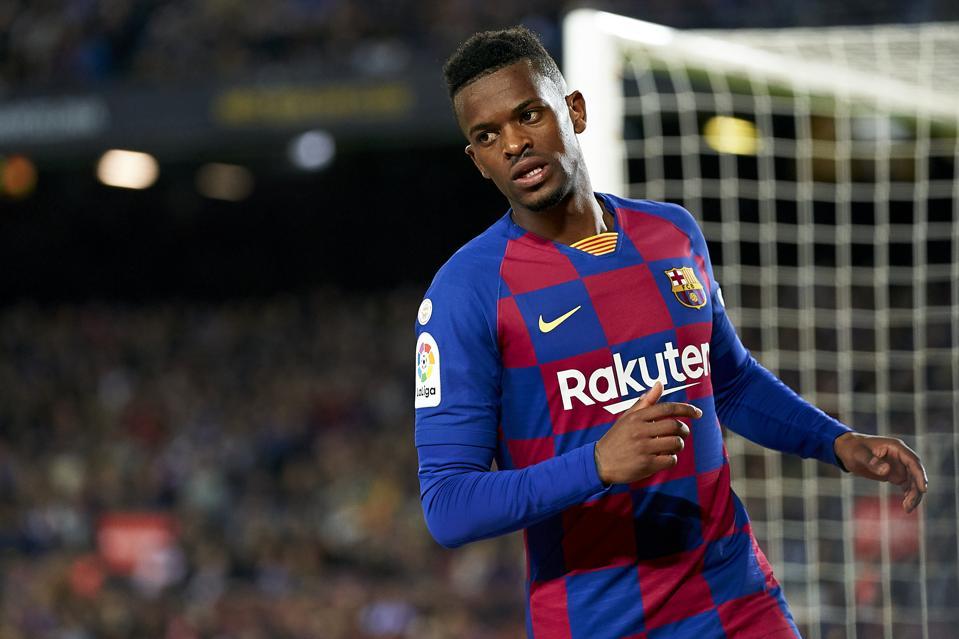 FC Barcelona's Nelson Semedo Is Wanted By Five European Giants ...