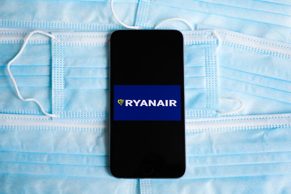Ryanair airlines sell tickets on planes that won't fly in Coronavirus lockdown
