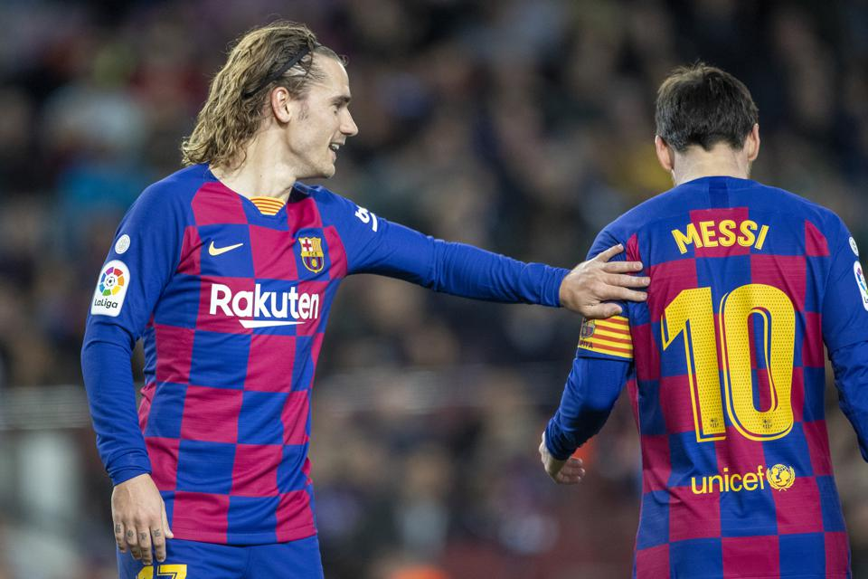 Antoine Griezmann is thought of as ″childish″ by his FC Barcelona teammates, reports claim
