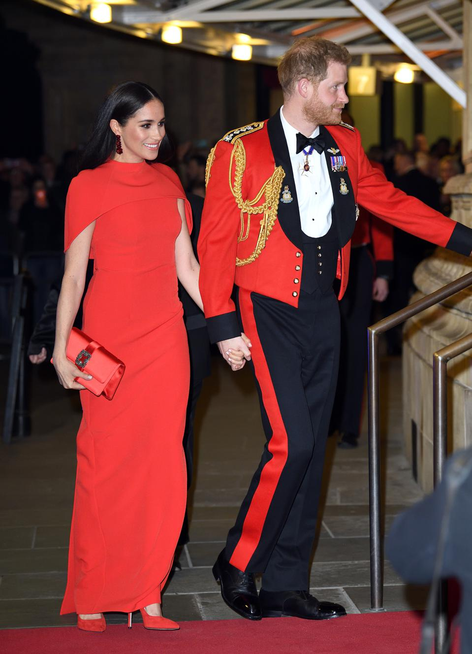 What Meghan Wore Decoded The Subtle Signs You Missed From Her Last Days On Royal Duty