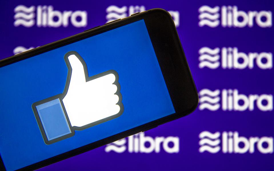 Facebook and Libra digital currency