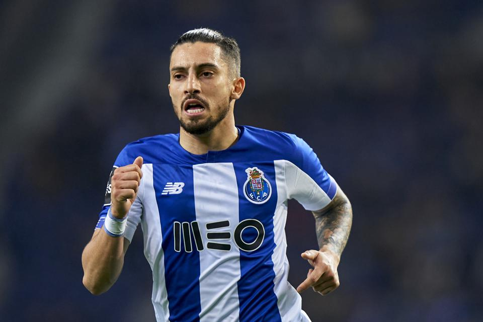 Barcelona Will Battle Chelsea To Sign Alex Telles From Porto