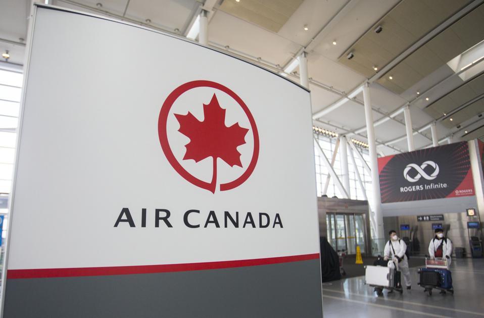 CANADA-TORONTO-COVID-19-AIR CANADA-FLIGHTS TO U.S.-SUSPENSION