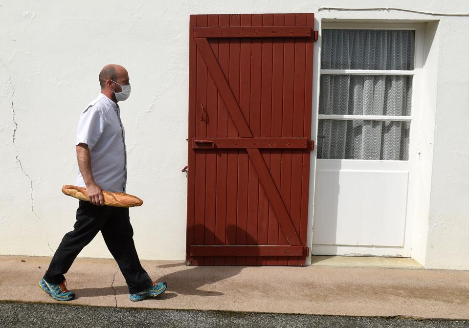 FRANCE to end coronavirus lockdown schools shops reopen May 11 restaurants June