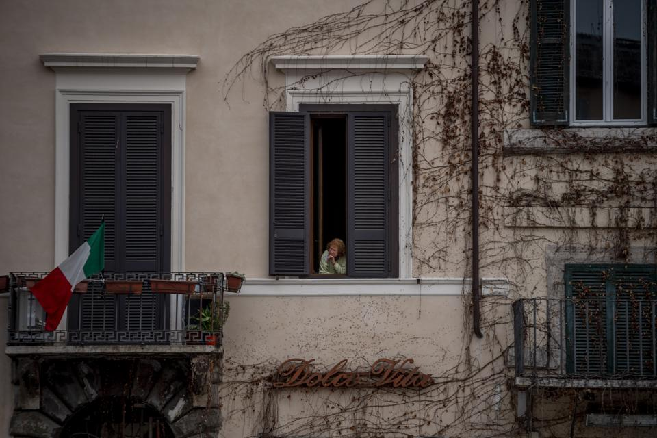 Coronavirus Cases Drop In Italy After Weeks Of Lockdown
