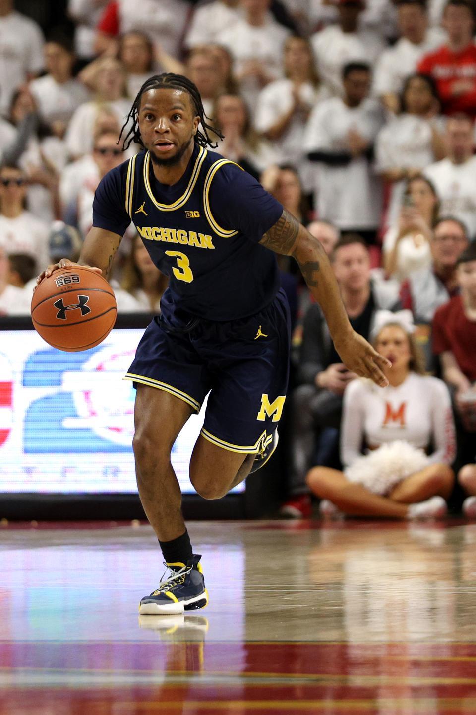 Michigan v Maryland