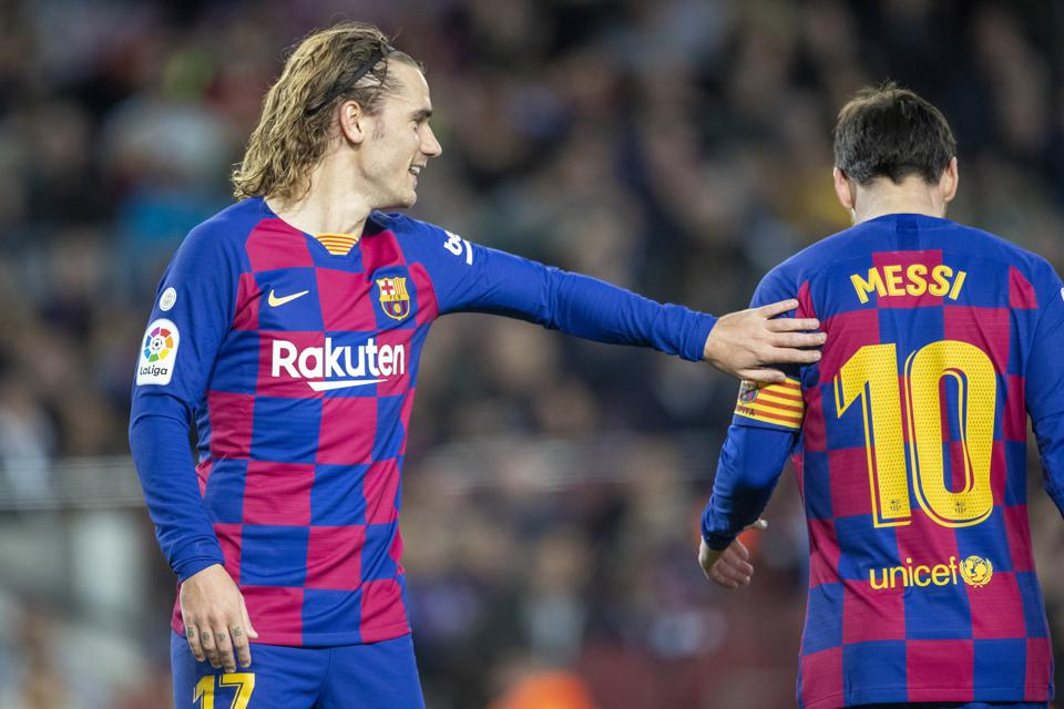 FC Barcelona will sell Antoine Griezmann this summer, according to reports.