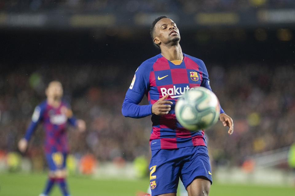 FC Barcelona have handed Nelson Semedo an ultimatum, reports claim