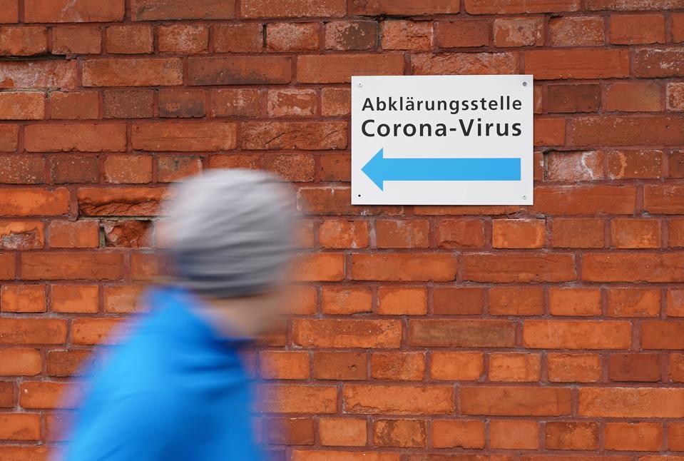 Germany Expands Coronavirus Testing