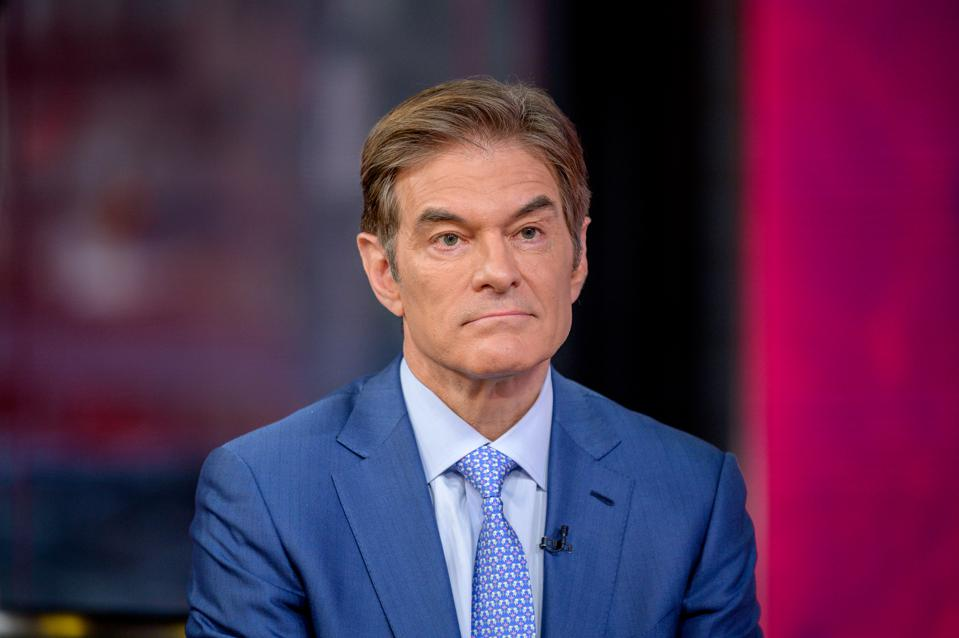 Dr. Oz Visits ″Outnumbered Overtime With Harris Faulkner″