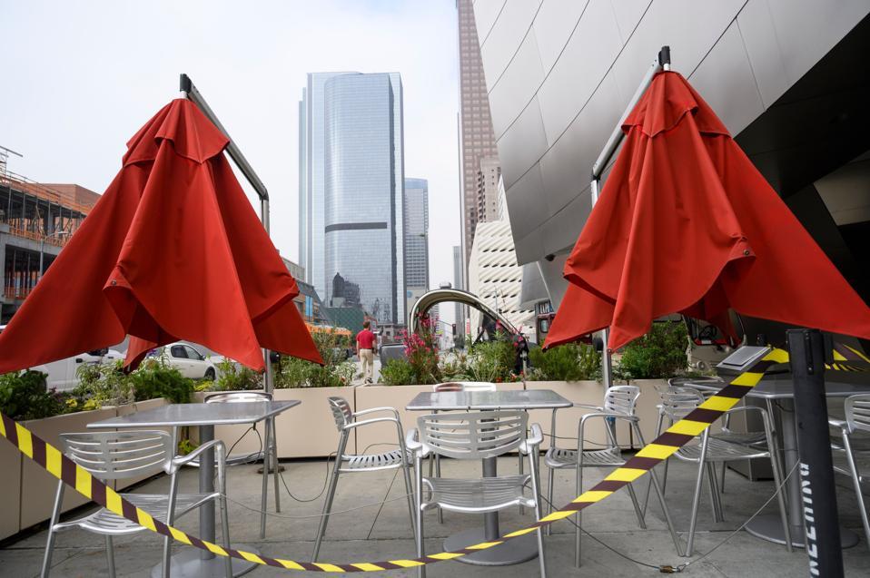 Restaurants after coronavirus