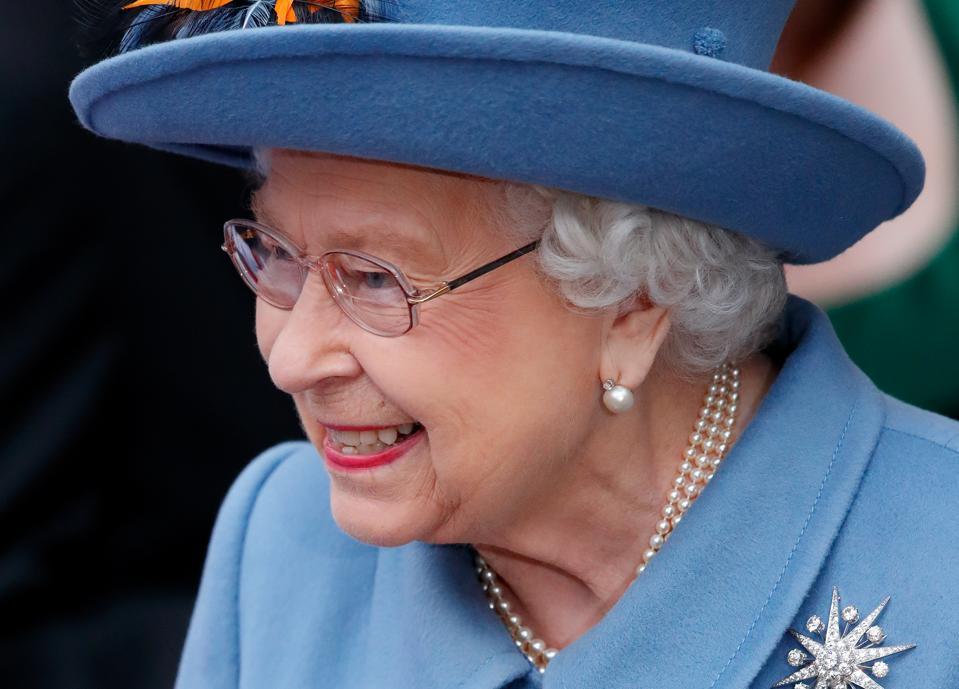 Queen Elizabeth II, a former volunteer mechanic during World War II