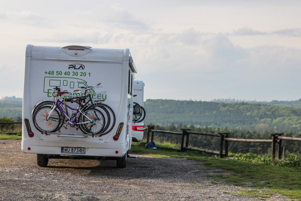 campers geared for slow travel post-Covid 19 summer holidays