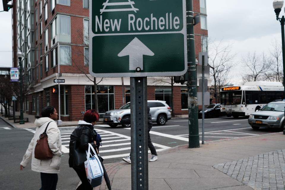Gov. Cuomo Orders Containment Zone In New Rochelle, NY Due To Coronavirus Cluster
